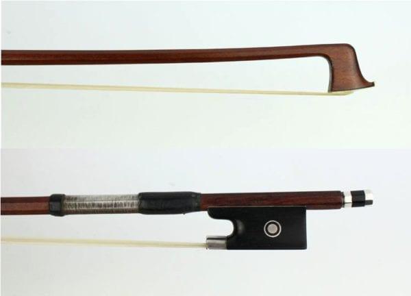 CS6/ 03 Pre-owned Viola bow by Daniel Moinel, Paris