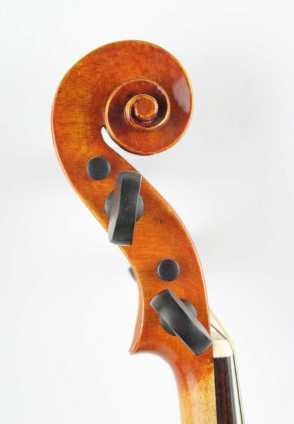 CS7/ 24b Baroque style Violin by Edward Gaut, circa 2009