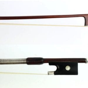 CS7/ 59e Antique violin bow by J T Lamy,