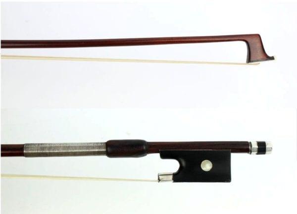 CS7/ 59e Antique violin bow by J T Lamy,