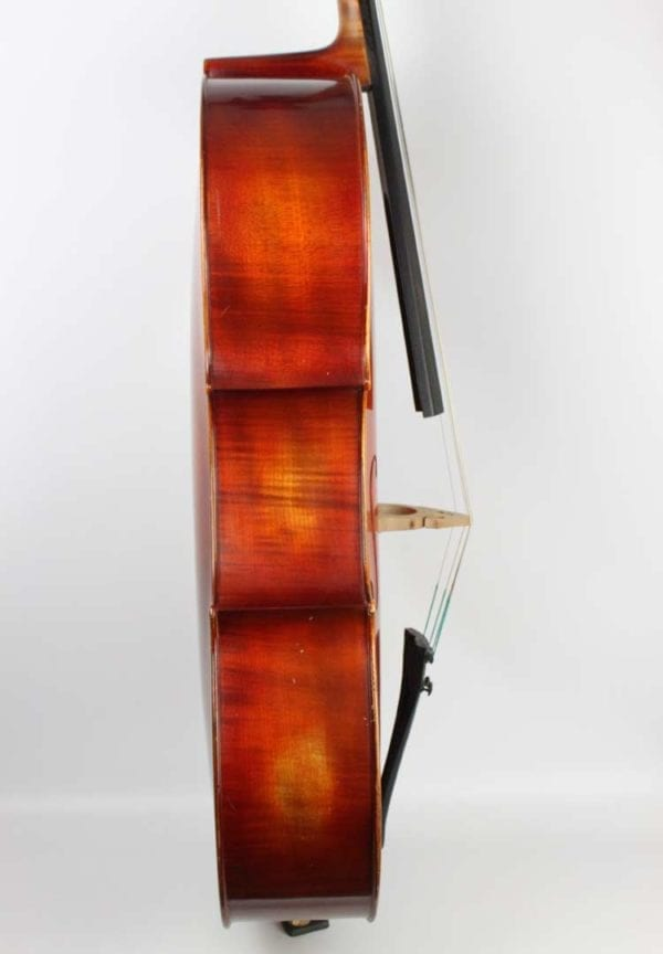 CS7/ 60a Conrad Gotz cello, Germany 1976