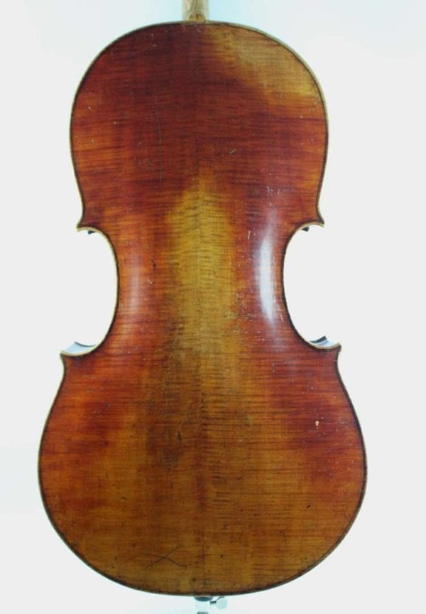 CS8/ 03 3/4 Cello German circa 1900