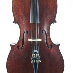 CS8/ 03 3/4 Cello German circa 1900