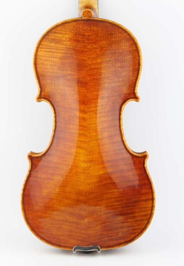 CS8/61 Preowned Handmade violin by Kevin Basle, Birmingham, circa 2017