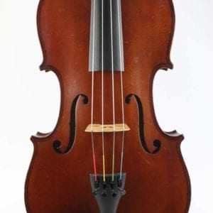 CS8/ 77 Mirecourt French 15.7/8 Viola, circa 1910