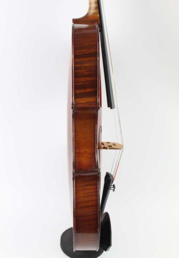 CS8/ 77 Mirecourt French 15.7/8 Viola, circa 1910