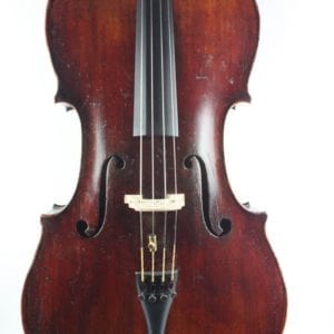 CS8/ 92 Mittenwald Cello, Germany, circa 1860