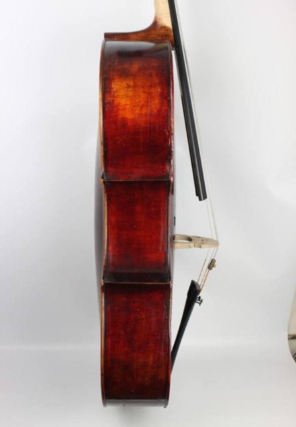 CS8/ 92 Mittenwald Cello, Germany, circa 1860