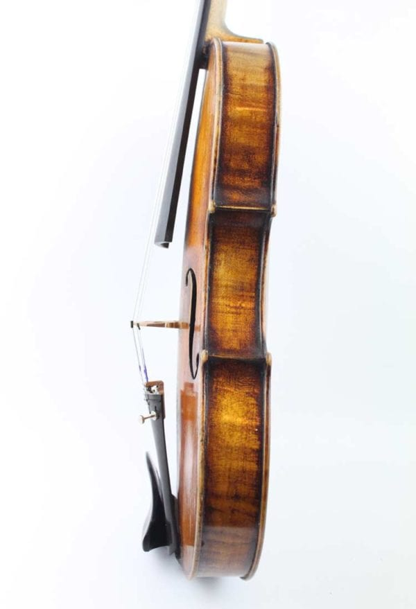 CS8/ 97 Antique Violin French by Caussin Freres workshop, circa 1889-1890
