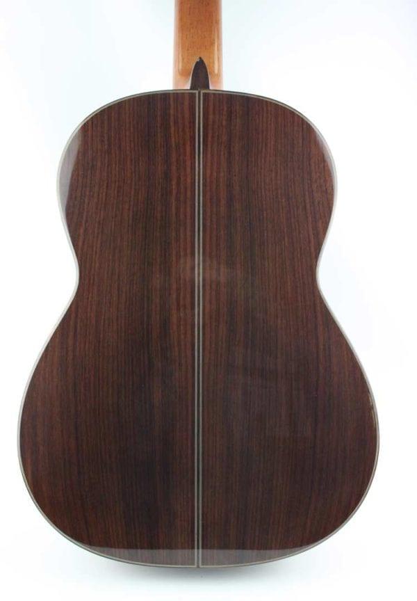 CS8/ 83a Classical guitar by Manuel Contreas, 2004, No 5