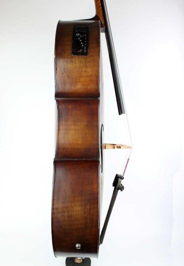 CS9/ 24b Romanian Electro-acoustic cello