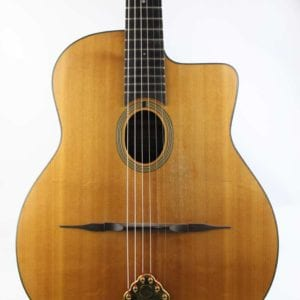 CS9/ 35 Gypsy Jazz Guitar, model 503 by David Hodgson, 2004