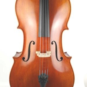 CS9/ 48 4/4 Cello , Johannes Rubner , Marneukirchen, Germany circa 1990