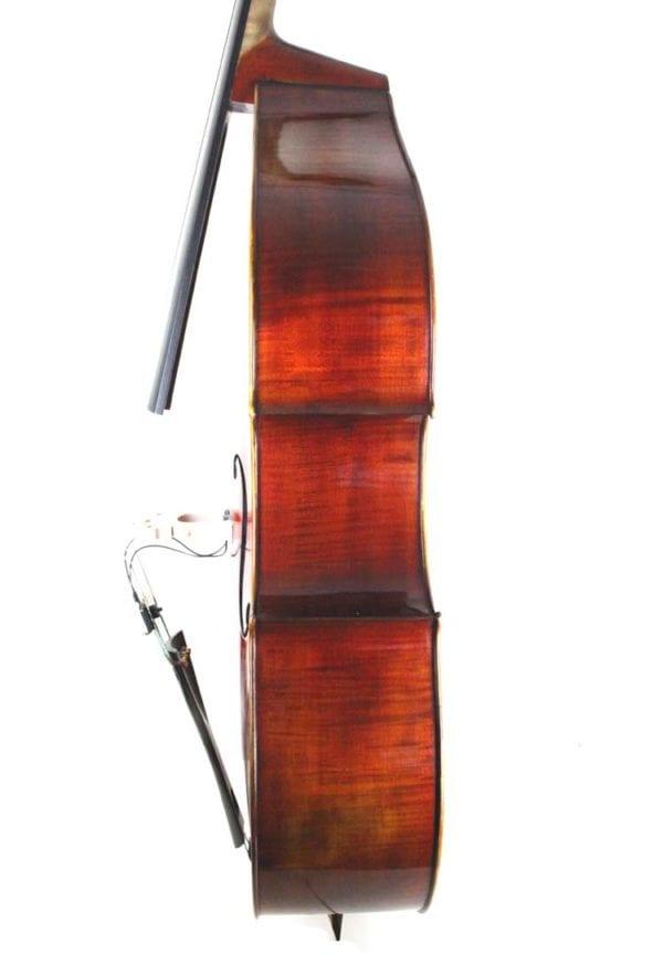 CST9/ 82I ,Handmade GOLD SERIES 3/4 D Bass by Akos Balazs, Hungary, circa 2019