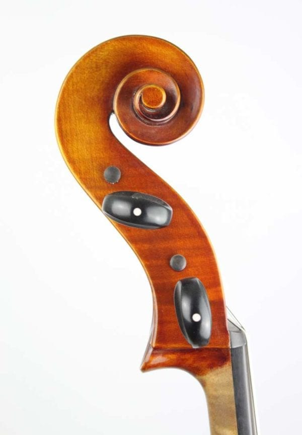 CST7/ 35f Cello by Akos Balazs, Hungary, circa 2015