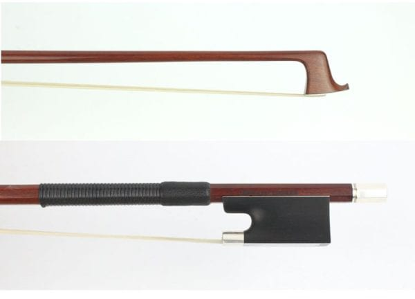CST8/ 94b Renato Casara violin bow - copy Hill