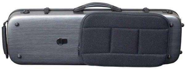 VNPC1BG Polycarbonate Violin Case