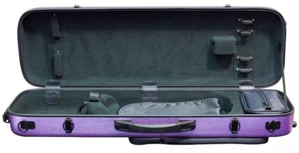 VNPC1PG Polycarbonate Violin Case