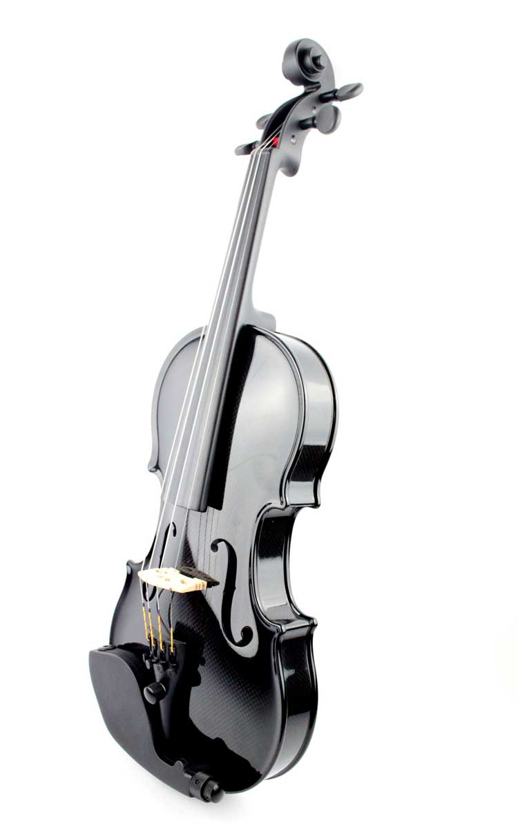 EV Glasser Carbon Electro Acoustic Violin