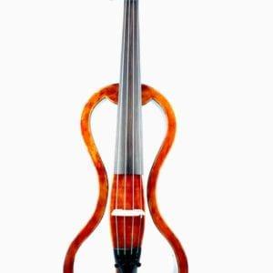 EV MV9 77c Frame Skeletal Mute Violin