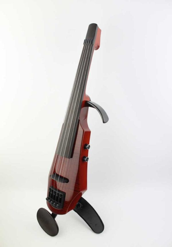 EV NS WAV, NEW 5 string Electric Violin; Amber finish ( Temp out of stock)
