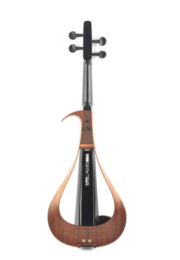 EV Yamaha YEV-4 Electric Violin; in black Finish