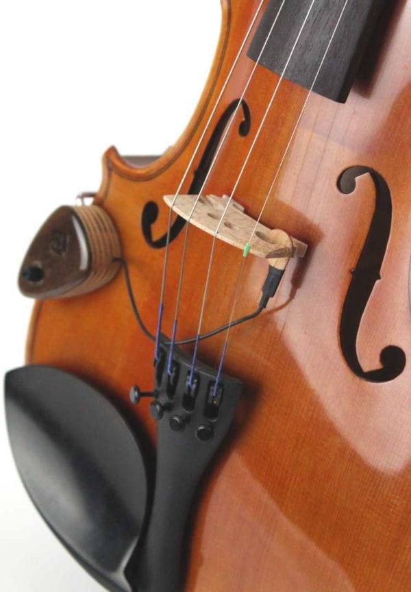 EV-P/ Fire & Stone VV2 Violin/Viola Pickup