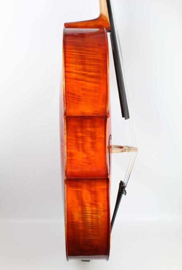 SOF Westbury Cello, Original Finish