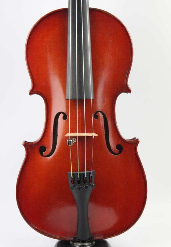 MV8/ 53b French Violin, Lambert-Humbert workshop, c1910