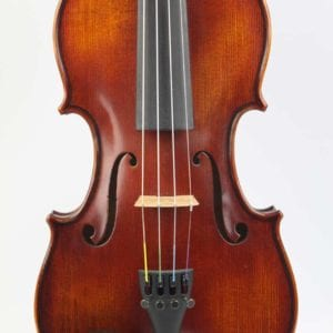 MV8/ 96 3/4 Violin Made by Gliga, Romania Circa 2010