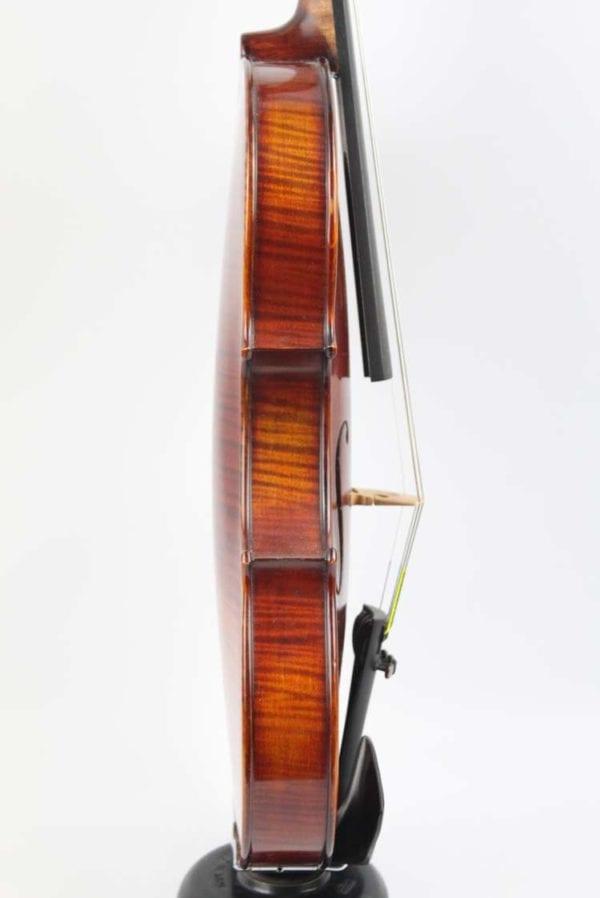 MV8/ 96 3/4 Violin Made by Gliga, Romania Circa 2010
