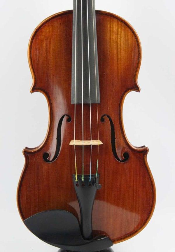MV9/ 04 Silver series Violin Akos Balazs, Hungary, 2014