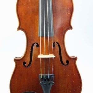MV9/ 79a 3/4 Strad copy Germany , circa 1900