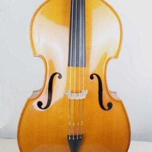 CS8/ 29 Preowned Stentor YORKE 1/8 Size Zeller Bass, 1980-90's