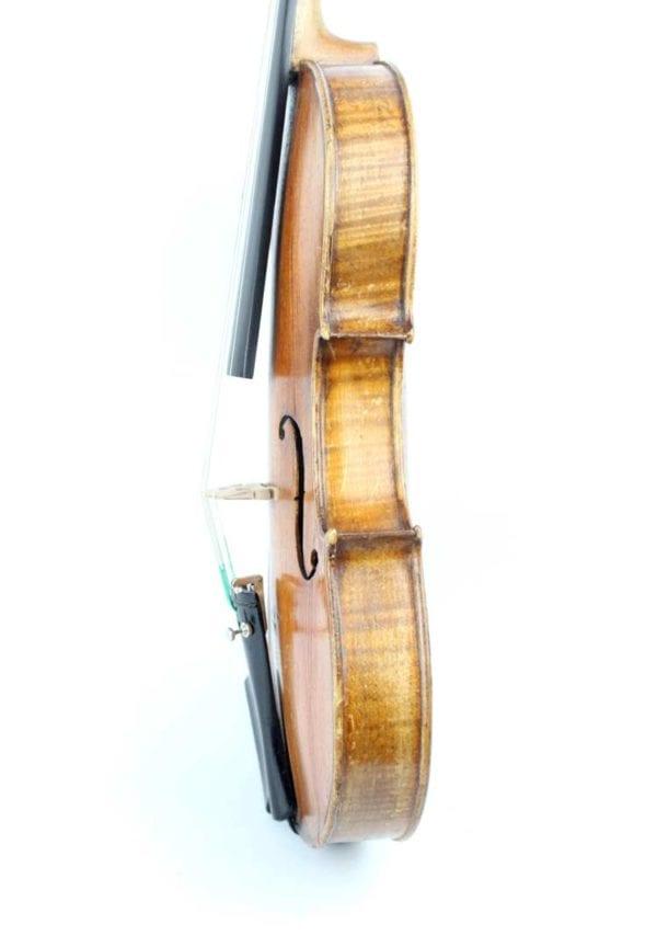 MV10/ 15 3/4 Size German Brescian style Violin, Circa 1900