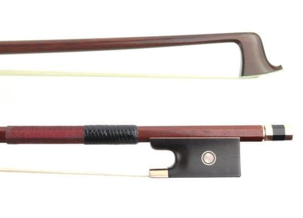 New 1945a Gold Mounted Violin Bow, China