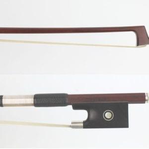 New Violin bow, by F C Neuville , Switzerland